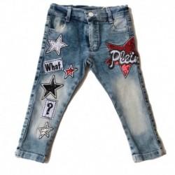 Losan 7266005AD Kız Slim Fit Pantolon