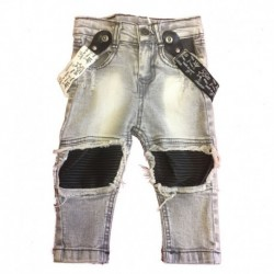 Losan 7286010AD Kız Slim Fit Pantolon