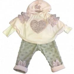 Aziz Bebe 63016 Kız Üçlü Boxer