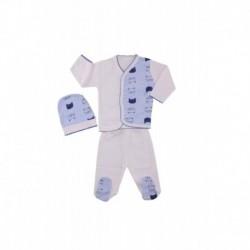 Bebefox 120040 Unisex Boğulma Önleyici Bebe Yastığı